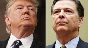 """FBI局长遭罢官!联邦调查局局长詹姆斯·科米遭川普""""罢官""""即时生效"""