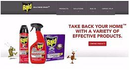 知名杀虫品牌雷达收购四数字域名Raid.com!