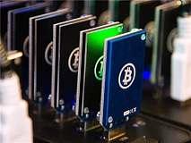 世界网络论坛上安永的比特币ATM吸睛无数!获得大量关注!