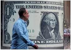 美元疲弱之后,美国的工资增长令人失望