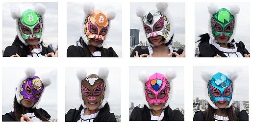 """日本成立""""虚拟货币女孩""""偶像团体 为年轻人宣传数字货币知识打call"""
