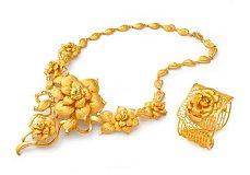 【黄金投资入门】K金首饰黄金含量低为什么比足金首饰的价格高?