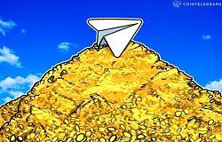有史以来最大:电报5亿美元头鸟思木的目标是否能实现?