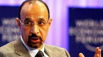 沙特能源部长在一带一路上致辞延长减产 国际油价跳涨逾1%