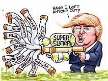 预言特朗普结局:刺杀?弹劾?辞职?还是善终?