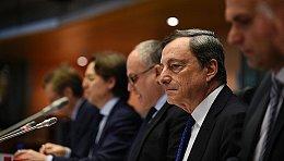 打脸缩减QE猜测 德拉吉称欧央行仍准备需要时加码QE
