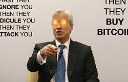 """反转:摩根大通CEO戴蒙为前发言""""比特币是欺诈""""表示遗憾"""
