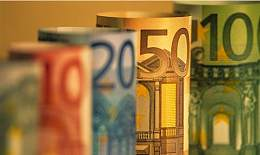 德国的第一季度计调后GDP初值对欧元汇价无影响 后期欧元汇价向上反弹的可能性将会增大