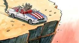 美国财政悬崖又要来了?互换利差已飙至四年半新高