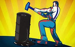 EIA夜油价测试50大关 API原油库存数据大增重挫市场