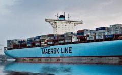 火币编译:世界上最大的船运公司计划用区块链跟踪集装箱