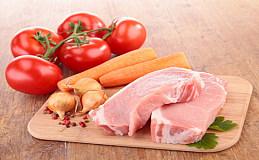 """鲜菜猪肉价格双双下降 4月份CPI跌回""""1时代"""""""
