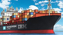 IBM携手马士基成立区块链供应链公司