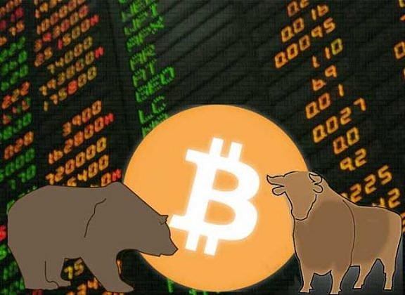 """比特币期货没有""""驯服""""比特币 熊牛之争谁能笑到最后"""