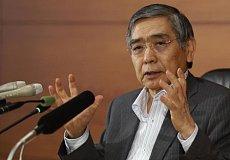 日本央行行长:日本目前不会退出量化宽松政策 日元下跌