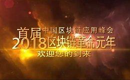 2018首届中国区块链峰会暨研讨会在深圳五洲宾馆举行