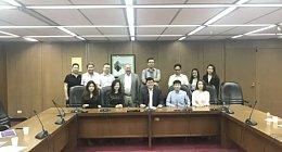 菲律宾证券交易会(SEC)首次接待中国虚拟货币考察团