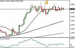 1月23欧元兑美元最新分析:欧元兑美元将以震荡上涨为主