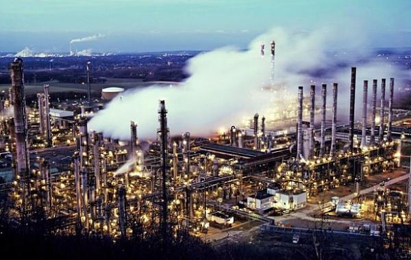 """美国急了!中国刚拿下世界第四大石油国!还控制了""""石油命脉""""?"""