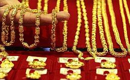 国际市场黄金暴跌 国内的黄金首饰价格?