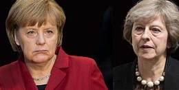 德国总理默克尔警告英国:英国脱欧成功后需对停止欧盟员工的自由移民付出相应的代价