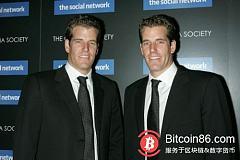 比特币亿万富翁文克莱沃斯兄弟表示比特币价格还将上涨40倍
