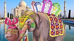 新加坡区块链平台改变印度的送礼习惯