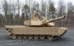 美国一男子购买现役主战坦克