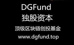 独股资本DGFund顶级区块链投资基金介绍