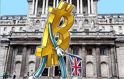 英国央行行长:比特币不能被视为合法货币