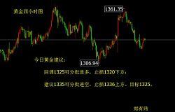 郑有玮:2.23黄金 原油分析 操作建议