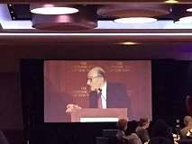 美联储前主席格林斯潘纽约公开讨论滞涨以对美国全球经济的展望