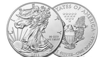 美国银鹰币销量上涨为金鹰币销量48倍 投资者认识到美国身陷危机