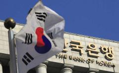 """韩国央行效仿加拿大 """"以静制动"""" 韩元兑美元上涨0.77%"""