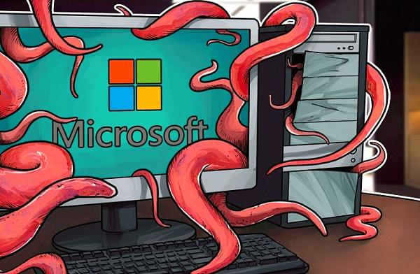 微软防病毒系统12小时内阻止40余万次加密货币挖矿病毒攻击