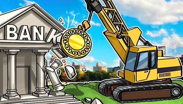 加密货币正成为离岸银行系统 与银行存在多领域竞争
