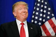 """特朗普""""恐吓""""美元使贬值后促成与贸易伙伴国""""新广场协议"""""""