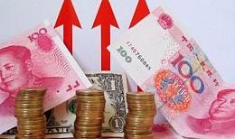 人民币指数两天上涨了近300点 创三个月高位