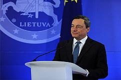 外汇交易提醒:关注欧洲央行行长德拉基在欧洲议会发表讲话