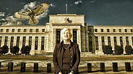 美联储鹰派讲话携手欧洲政治风险 双重利好促美元指数重拾上涨动能