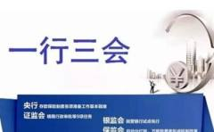 """2017年""""一行三会""""最新金融监管措施对中国经济发展的影响"""