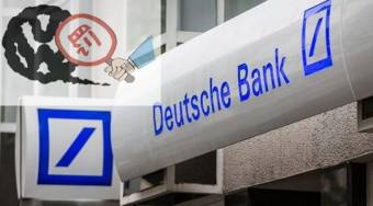 美联储因德意志银行反洗钱操作不安全且不稳妥加以4100万美元处罚