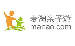 双拼域名maitao.com价值上百万  麦淘亲子注重品牌经营