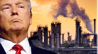 特朗普:巴黎气候协议以牺牲美国经济为代价 今日将宣布退出