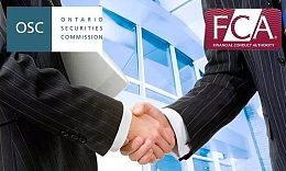 英国FCA同加拿大OSC签署合作协议支持双方市场金融创新