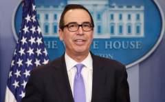 美国新财长实力打脸美国总统特朗普 4月前不将中国定为汇率操纵国