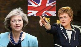 英国陷入双重政治风险!苏格兰或举行二次独立公投应对英国退欧