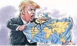 """""""巴黎协定""""需还美国公平!因此特朗普选择先退出""""巴黎协定"""" 再制定新巴黎协定条款"""