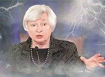 耶伦本是双枪老太婆:小心耶伦关于就业市场状况讲话杀个回马枪 !