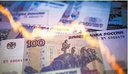 卢布兑换美元  地缘政治风险重上前台卢布升值现阻力